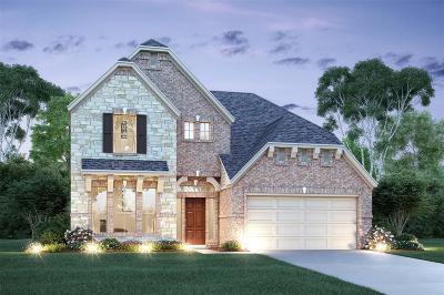 Katy Single Family Home For Sale: 26906 Skylark Bluff Trail