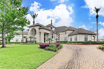 Sugar Land Single Family Home For Sale: 21 Grand Manor