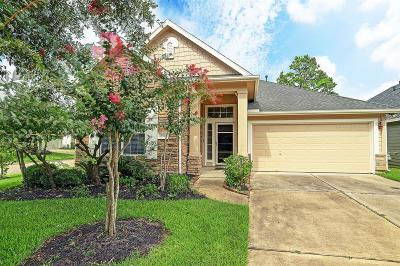 Cypress Single Family Home For Sale: 13726 Crested Iris Drive