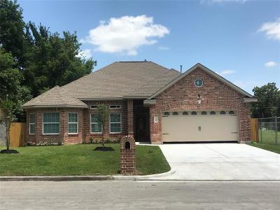 Houston Single Family Home For Sale: 6502 Ashton Street