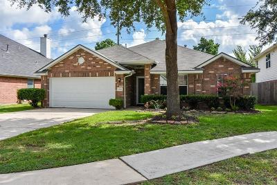Tomball Single Family Home For Sale: 19310 Piper Pointe Lane
