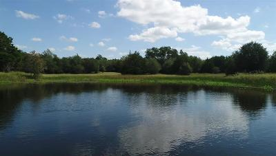 Fayette County Country Home/Acreage For Sale: Carmine Cemetery Road