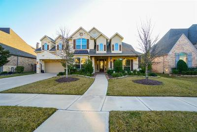 Katy Single Family Home For Sale: 3315 Reston Landing Lane