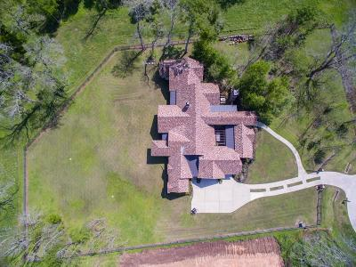 Fulshear TX Single Family Home For Sale: $1,215,000