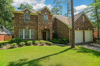 The Woodlands Single Family Home For Sale: 127 S Brooksedge Circle