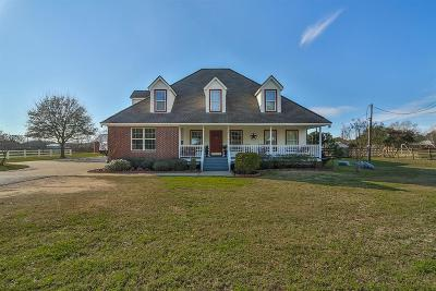 Cypress Single Family Home For Sale: 14871 Skinner Road