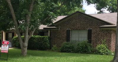 Katy Single Family Home For Sale: 5602 Dahlia Lane