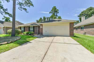 Humble Single Family Home For Sale: 5423 Trail Timbers Drive