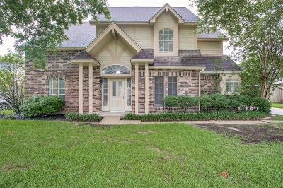 Friendswood Single Family Home For Sale: 1012 Glenshannon Avenue
