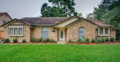 Conroe Single Family Home For Sale: 494 Brandon Road