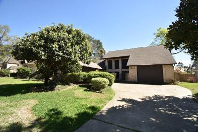 Humble Single Family Home For Sale: 8406 Bunker Bend Drive