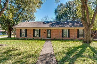 Houston Single Family Home For Sale: 5703 Capello Drive