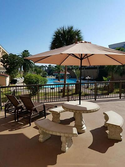 Galveston Condo/Townhouse For Sale: 9520 Seawall Boulevard #145