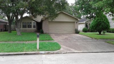 Houston Single Family Home For Sale: 11715 Acadian Drive