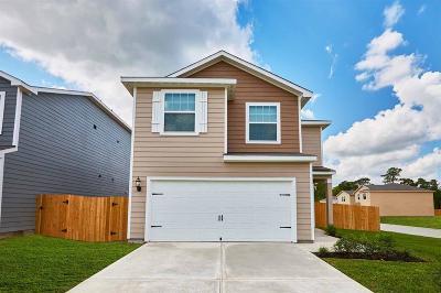 Magnolia Single Family Home For Sale: 26047 Allan Poe Drive