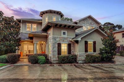Houston Single Family Home For Sale: 5312 Woodway Drive