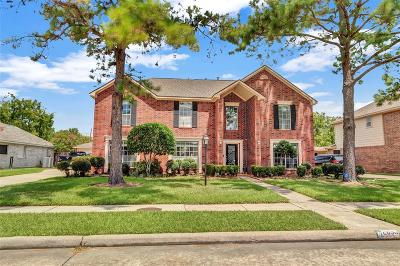 Pearland Single Family Home For Sale: 2630 George Street