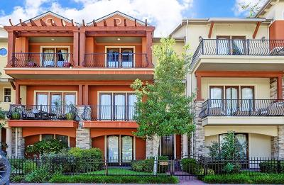 Houston Condo/Townhouse For Sale: 20125 Chasewood Park Drive