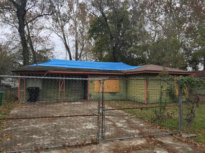 Houston Single Family Home For Sale: 8113 Woodlyn Road