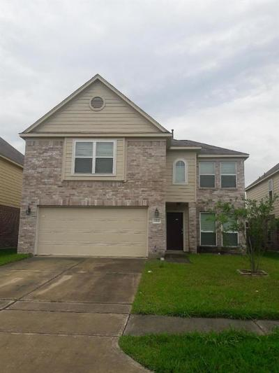 Harris County Rental For Rent: 4830 Blue Spruce Hill Street