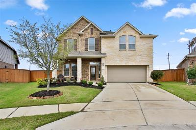 Cypress Single Family Home For Sale: 8943 Texas Honeysuckle Trail