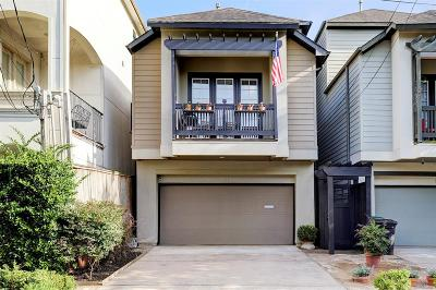 Houston Single Family Home For Sale: 5717 Darling Street