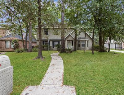 Spring Single Family Home For Sale: 5519 Alamosa Lane