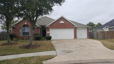 Pearland Single Family Home For Sale: 2518 Spring Landing Drive