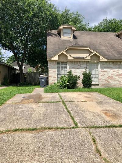Harris County Rental For Rent: 22209 Moss Falls Lane