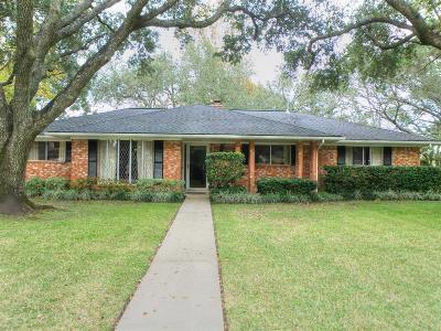 Friendswood Single Family Home For Sale: 809 Forest View Street