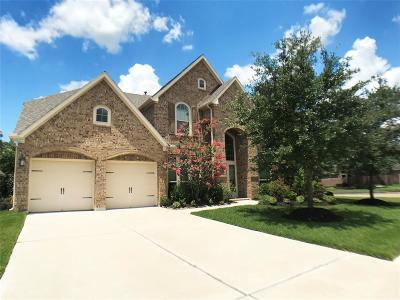Pearland Single Family Home For Sale: 13601 Silent Walk Drive