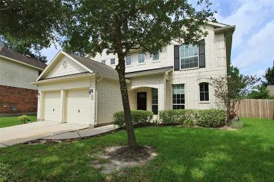 Porter Single Family Home For Sale: 25504 Oakhurst Trails Court