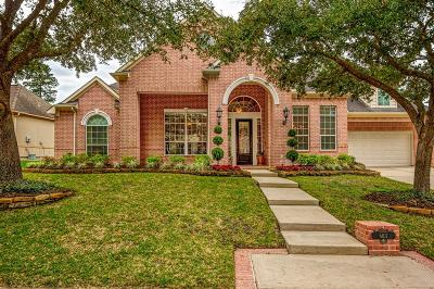 Kingwood Single Family Home For Sale: 6107 Peachtree Hill Court