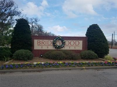 Sugar Land Residential Lots & Land For Sale: 9902 Bridlewood Court
