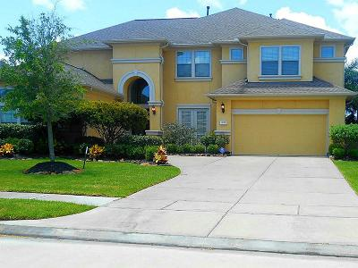 League City Single Family Home For Sale: 4622 Miramar Drive