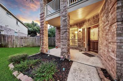 Tomball Single Family Home For Sale: 22703 Encinitas Cove Court