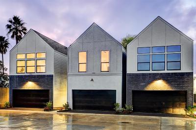 Houston Single Family Home For Sale: 1711 Benbow Oak Place