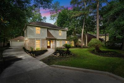 The Woodlands Single Family Home For Sale: 1915 Nursery Road