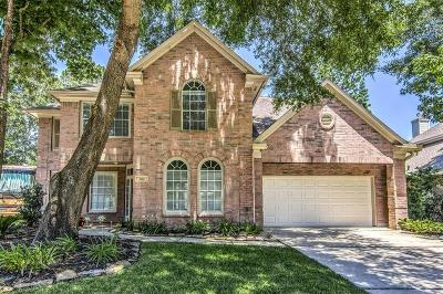 Kingwood TX Single Family Home For Sale: $327,000