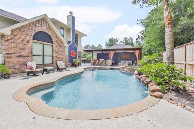 Humble Single Family Home For Sale: 20138 Pinehurst Trail Drive