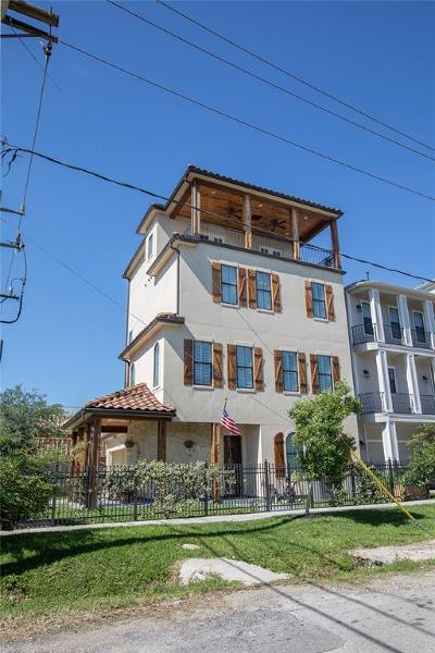 Houston Single Family Home For Sale: 305 W 6th Street