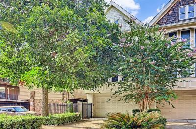 Houston Single Family Home For Sale: 423 Marshall Street