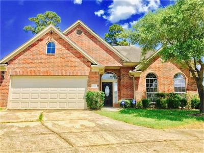Spring Single Family Home For Sale: 22746 Northgate Ridge Drive