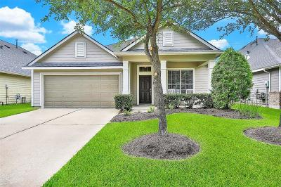 Tomball Single Family Home For Sale: 12814 Benton Park Lane