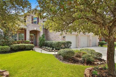 Tomball Single Family Home For Sale: 12723 Arlington Meadows Lane