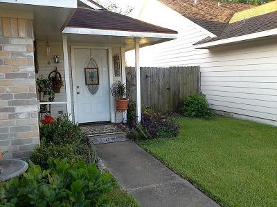 Houston TX Single Family Home For Sale: $124,500