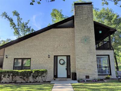 Conroe Single Family Home For Sale: 171 Mid Pines Drive
