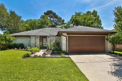 Spring Single Family Home For Sale: 21306 Fernhollow Lane