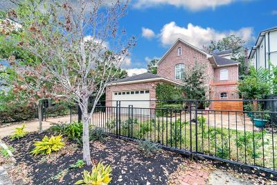 Houston Single Family Home For Sale: 1502 Whispering Pines Drive