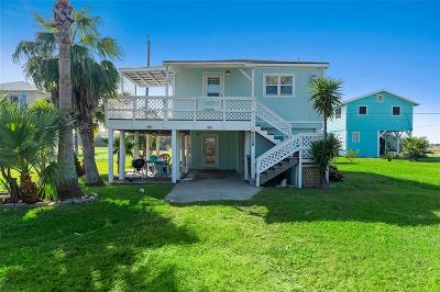 Galveston Single Family Home For Sale: 4026 Surf Drive